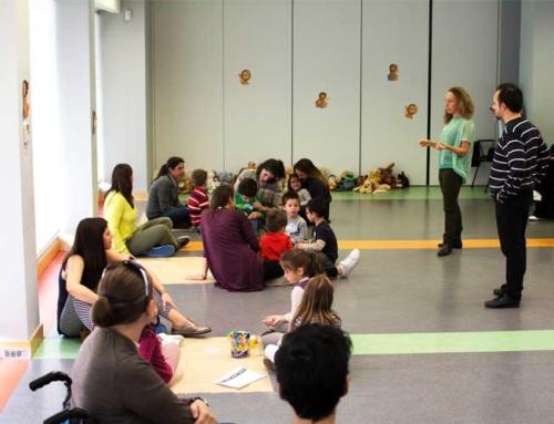 Συντονισμός ομάδων γονέων παιδιών με αναπηρίες υπό την καθοδήγηση εξειδικευμένων επαγγελματιών